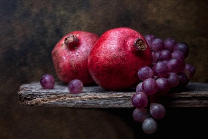 Почему нужно употреблять в пищу ягоды граната?