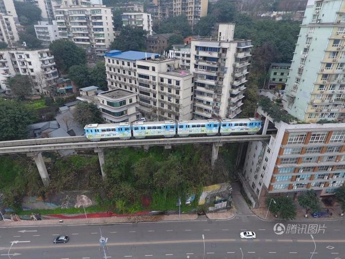 метро через жилой дом в китае 1 (700x525, 407Kb)