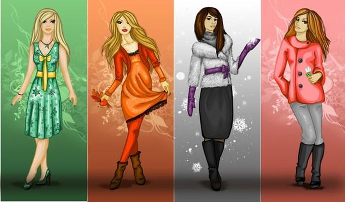 Цветовые типы внешности