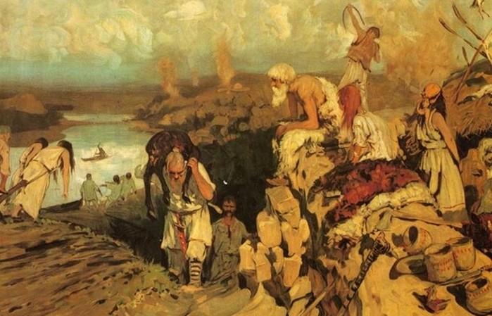Работорговля в Древней Руси