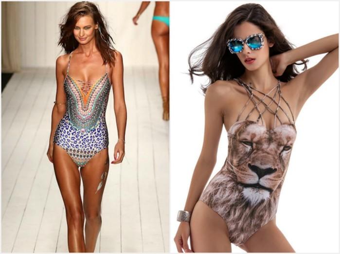 Самые модные купальники года: все стили и девушки в бикини!