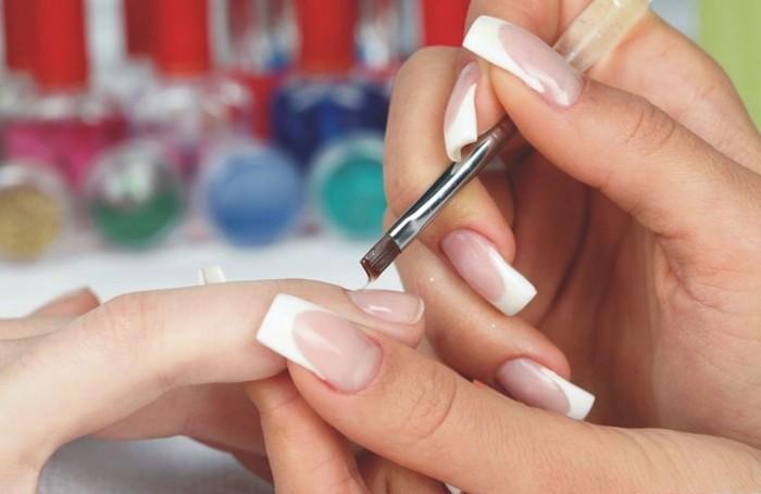 Как снять гелевое покрытие с ногтей в домашних условиях