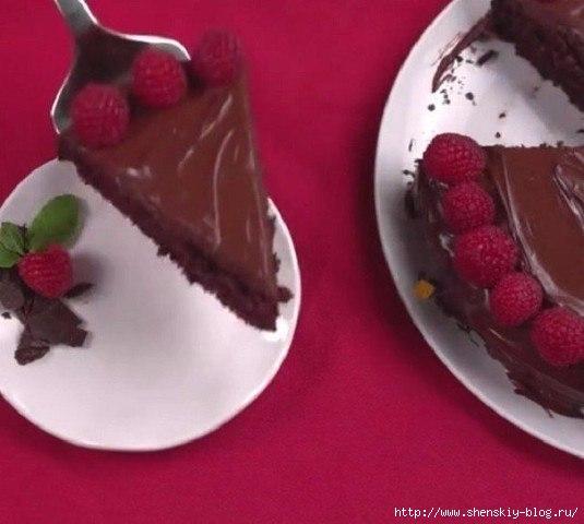 Моментальный шоколадный торт с ягодами!/4121583_nZTJFpjKuec (535x480, 109Kb)