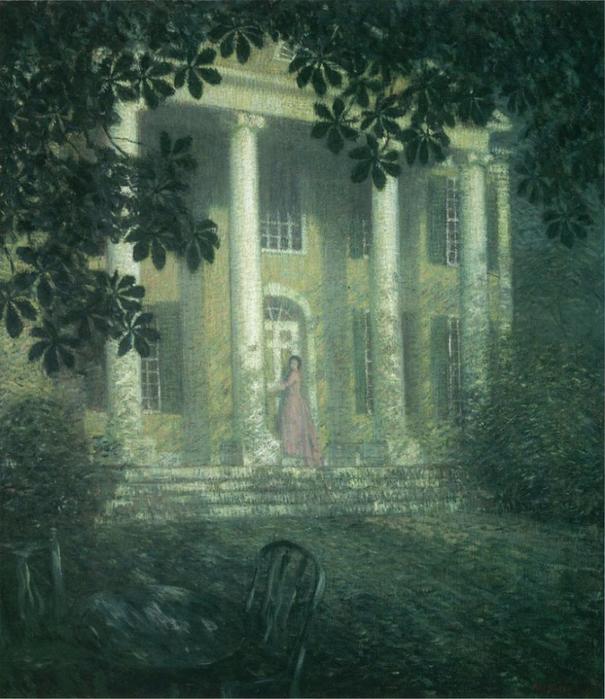A Summer's Night. 1902 (605x700, 439Kb)