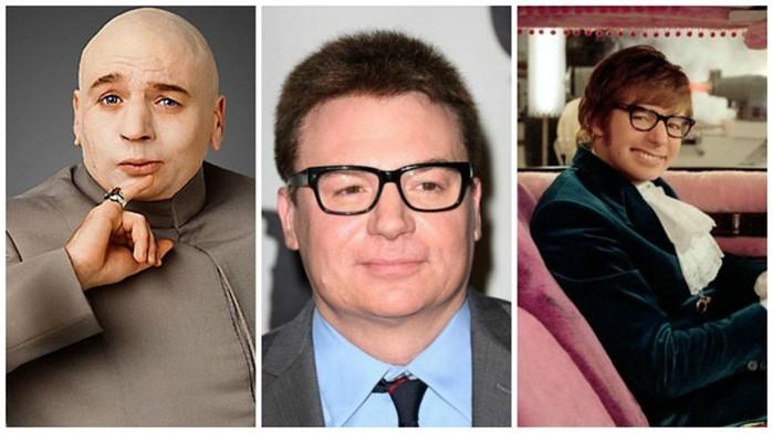 Актеры комедии «Остин Пауэрс» тогда и сейчас, через 20 лет