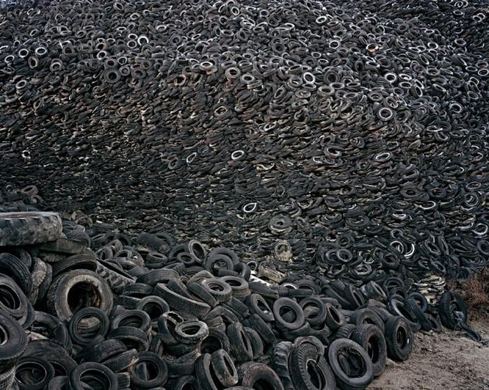 Самые удивительные хранилища мусора