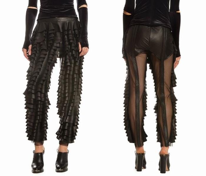 Мода зашла в тупик! Фото современной идиотской одежды