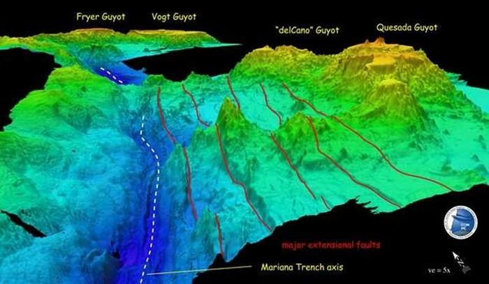 Видео на дне Марианской впадины: факты о самом глубоком месте Земли
