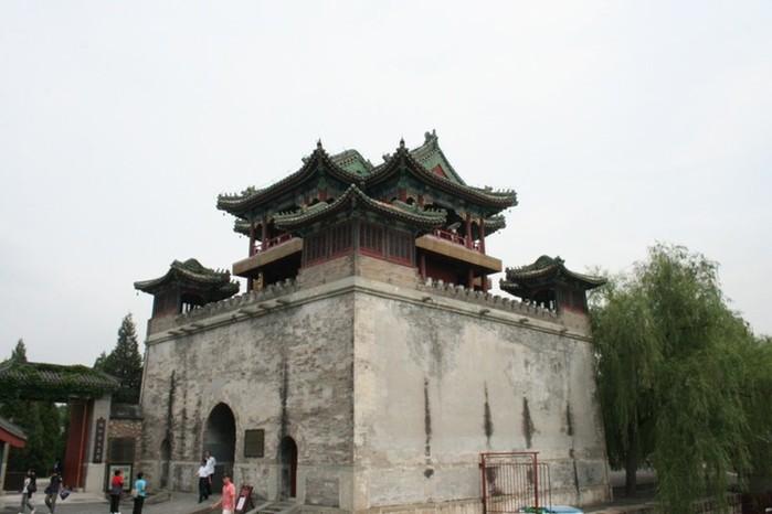 Ихэюань — летний императорский дворец