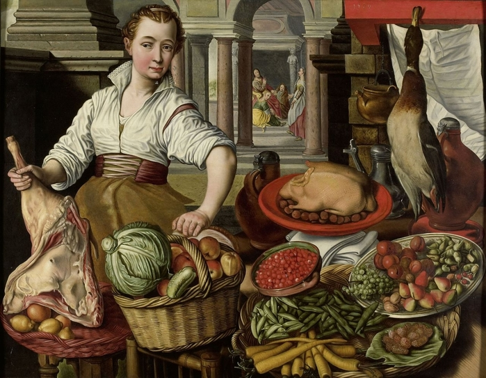 5229398_Joachim_Bueckelaer__Kitchen_Piece_with_Jesus_in_the_House_of_Martha_and_Mary_in_the_background (700x543, 320Kb)