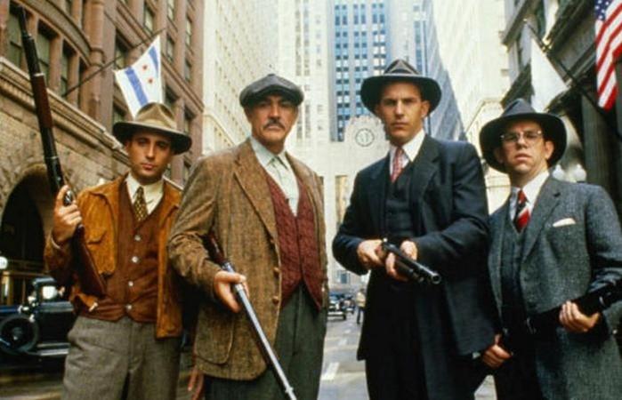 11 любопытных фактов о криминальной драме «Неприкасаемые»