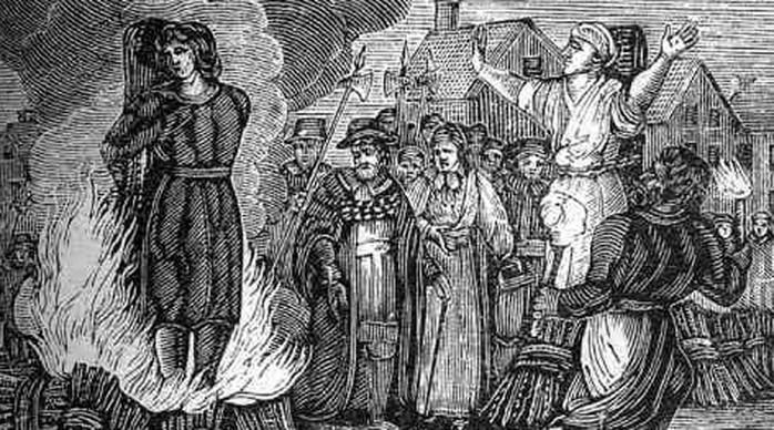Знаменитые жертвы «охоты на ведьм» в Европе