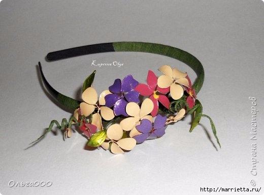 Цветы handmade из витражных красок. Мастер-класс (1) (520x383, 89Kb)