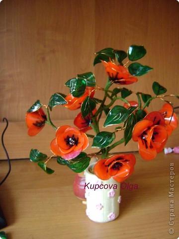 Цветы handmade из витражных красок. Мастер-класс (5) (360x480, 167Kb)