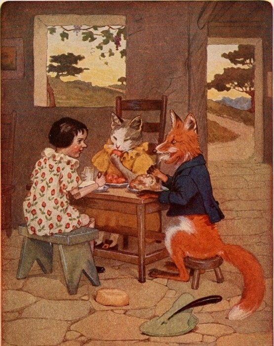 Не для детей! 10 ужасных сказок и легенд, лежащих в основе мультиков Disney