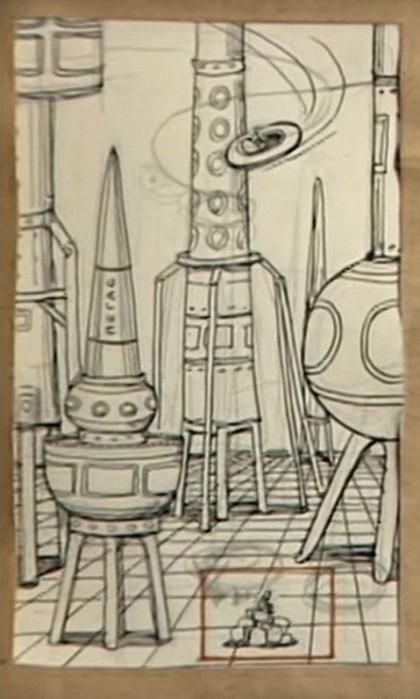 «Тайна третьей планеты»: мультфильм, которому исполнилось много лет