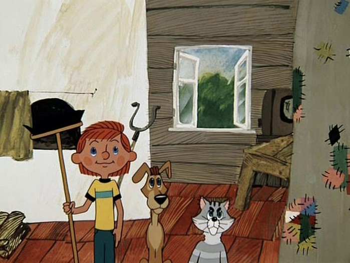 История создания советских мультфильмов