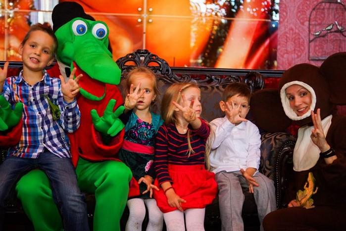 Организация детского праздника: помощь аниматоров