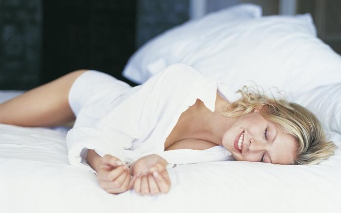 Здоровый сон - это залог хорошего самочувствия и отличного настроения