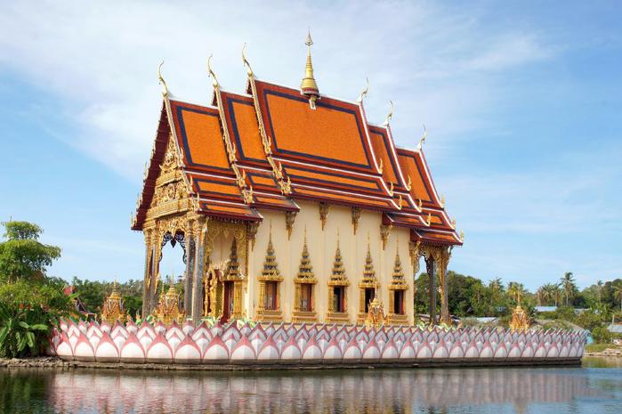 храм многорукого будды самуи