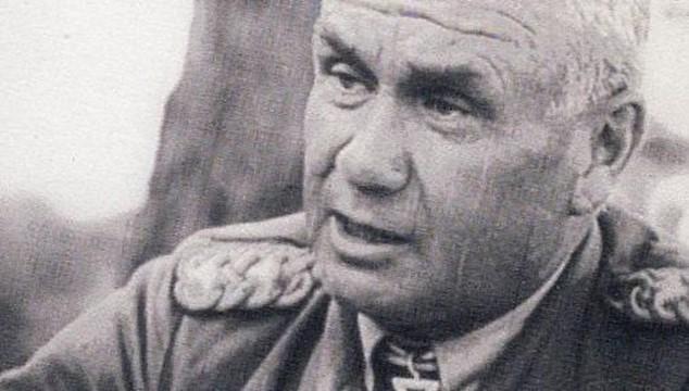 Самый жестокий каратель-оккупант Фридрих Еккельн