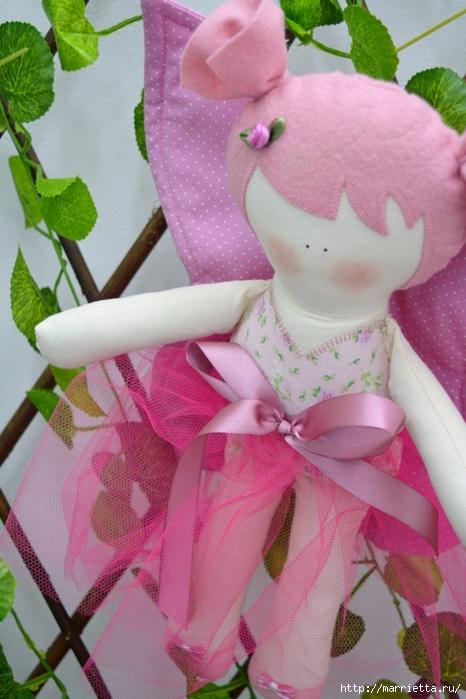 Текстильная куколка Бабочка. Выкройка (1) (466x700, 255Kb)