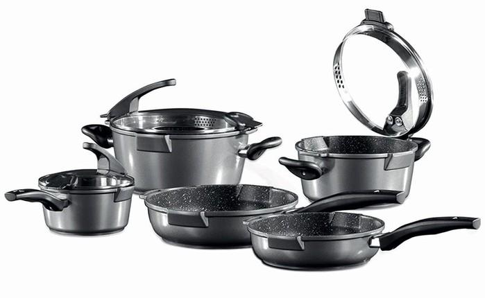 Топ 6 причин «за» посуду Stoneline для потребителей