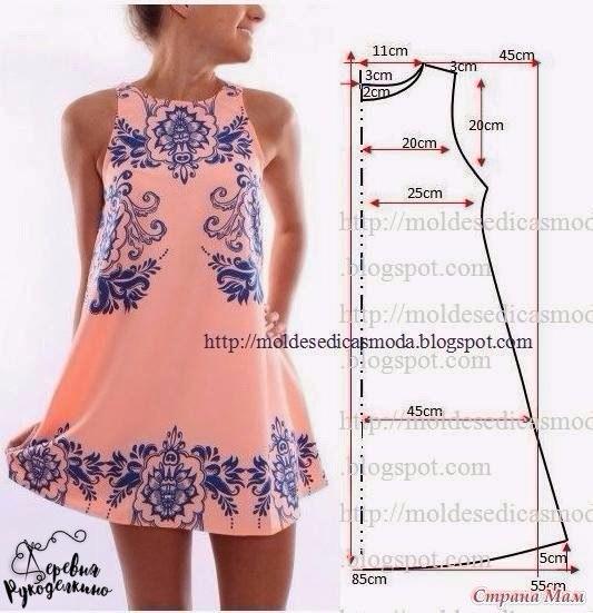 Рукоделие и шитье платья