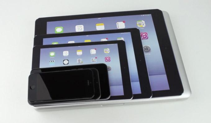 Планшет Apple, дисплей Retina...