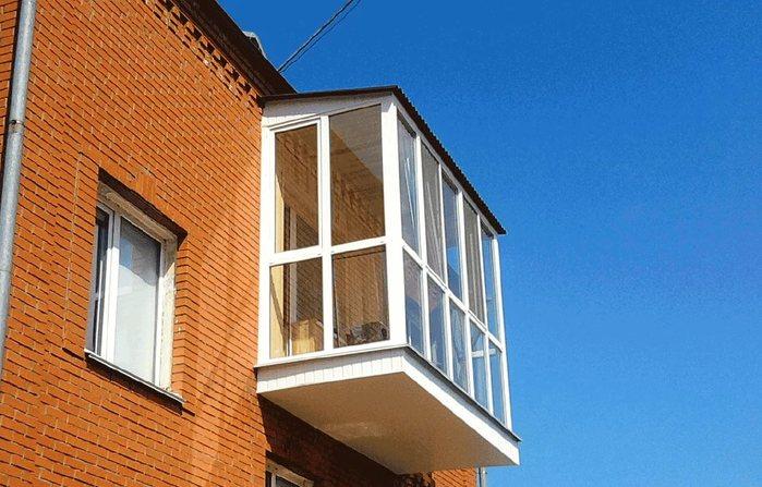 Остекление балконных конструкций. обсуждение на liveinternet.