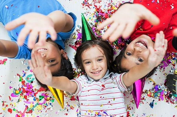 Как развлечь ребенка а новый год
