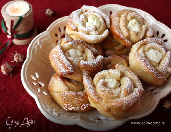 стихи о булочках и пирожках