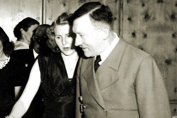 Почему Гитлер выбрал в жены именно Еву Браун