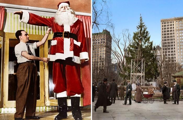 139389538 010218 1552 3 Новогодний винтаж. Как выглядел Санта Клаус 100 лет назад