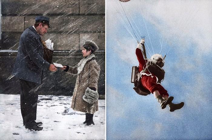 139389542 010218 1552 7 Новогодний винтаж. Как выглядел Санта Клаус 100 лет назад