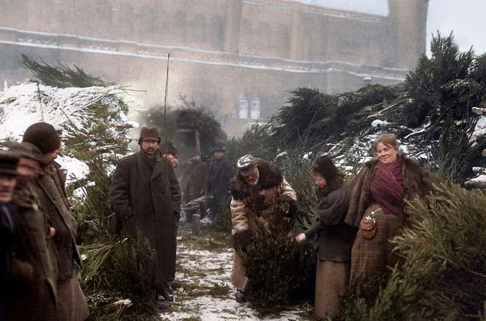 139389544 010218 1552 9 Новогодний винтаж. Как выглядел Санта Клаус 100 лет назад