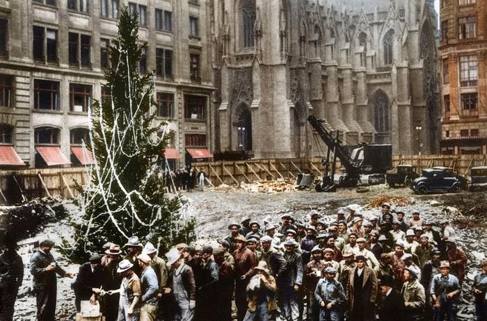 139389546 010218 1552 11 Новогодний винтаж. Как выглядел Санта Клаус 100 лет назад