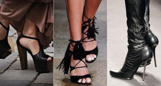 Как появились каблуки   история современной обуви
