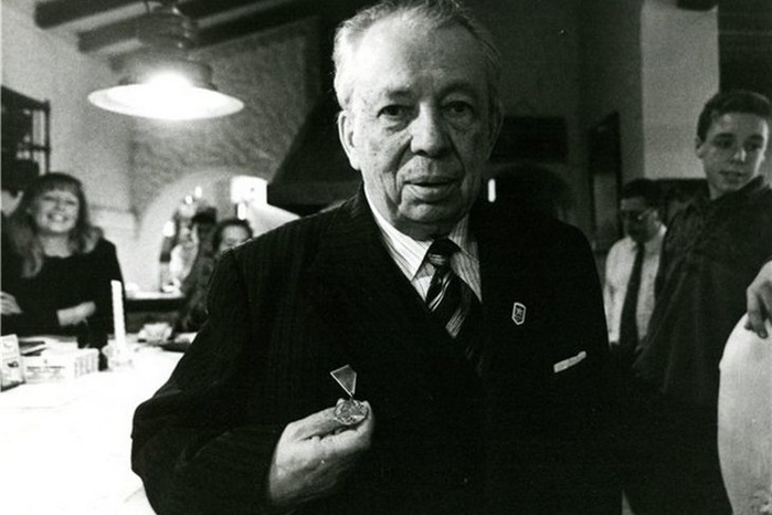 Легендарный советский разведчик Анатолий Гуревич, которого допрашивал сам Мюллер