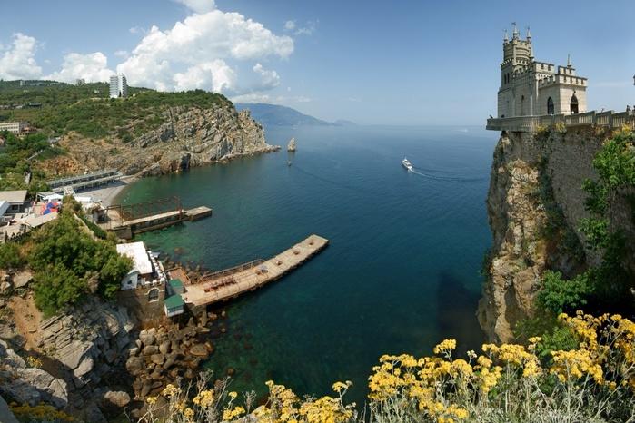 Интересные факты про Крым