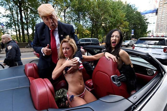 Бывший телохранитель Трампа назвал чушью сообщения о встречах шефа с проститутками в Москве