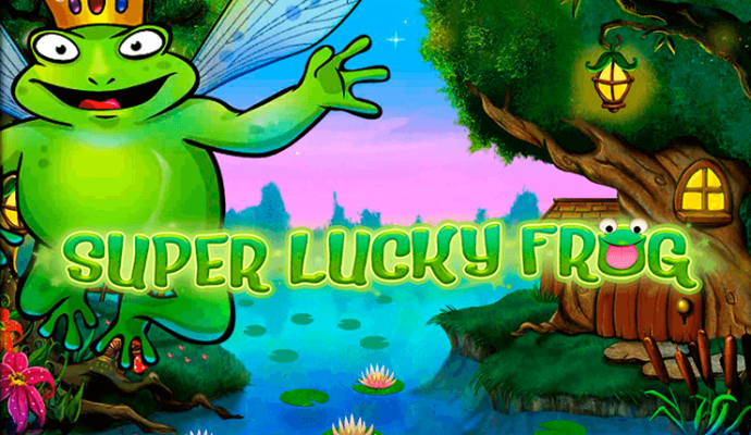 3. Super Lucky Frog (690x400, 520Kb)
