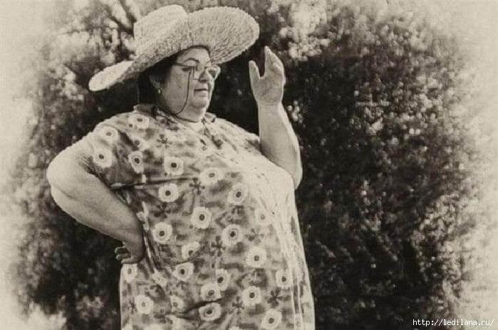 Рассказ про тётю Миню: как надо жить и радоваться жизни, юмор евреи
