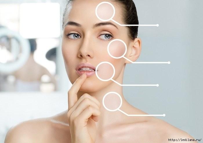Принимайте регулярно витамин Е против старения кожи