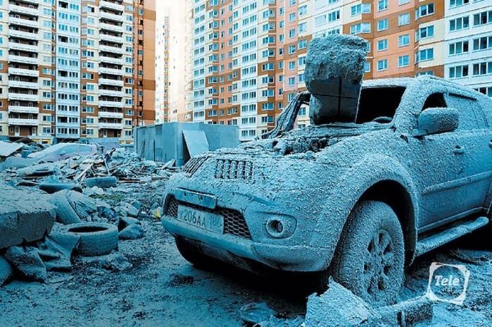 «Притяжение»: как снимают фантастический экшн Федора Бондарчука