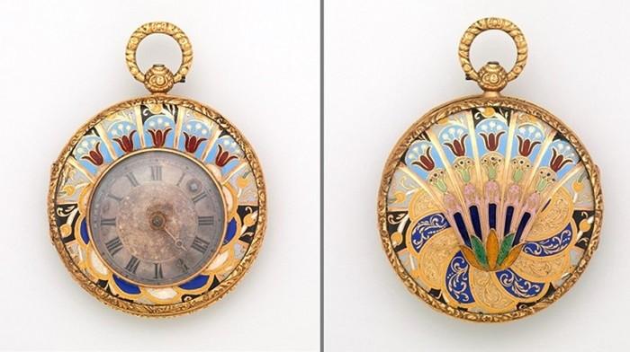 Как появились первые карманные часы
