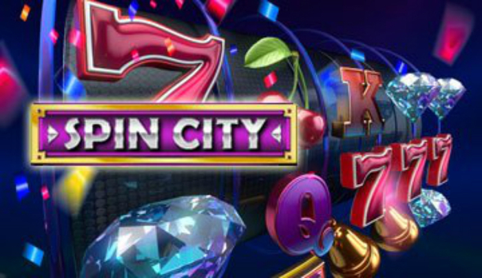 spin city promo