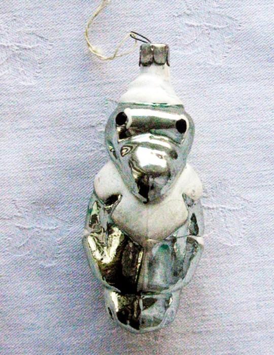История советских елочных игрушек