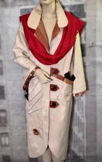 Женское дорогое пальто от Larisa Glazirani (1)