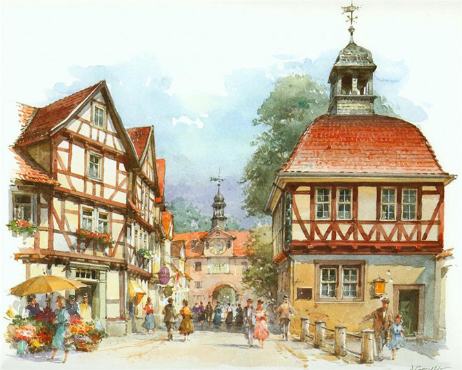 Europe_Cities_Watercolor_Detlev_Nitschke_ 1 (670x536, 341Kb)